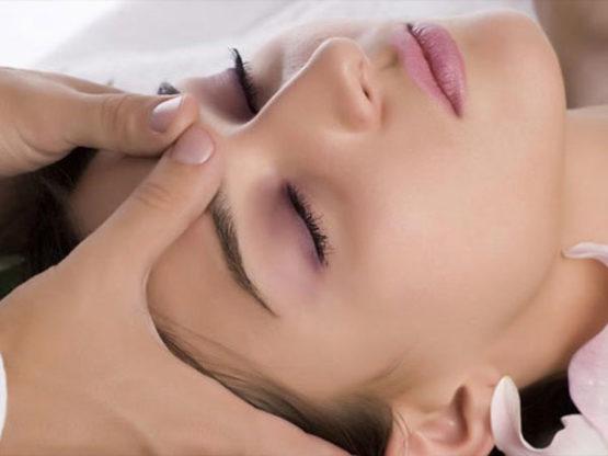 Акция - лимфодренажный массаж лица - 1000 руб