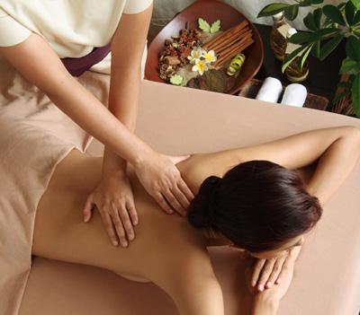 Общий (классический) массаж всего тела
